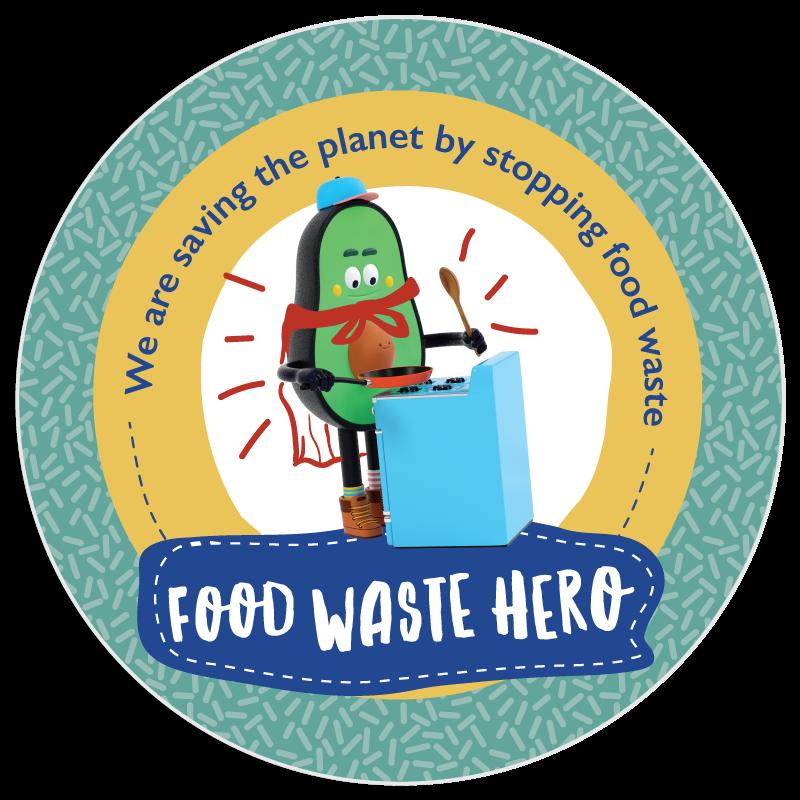 Food Waste Hero
