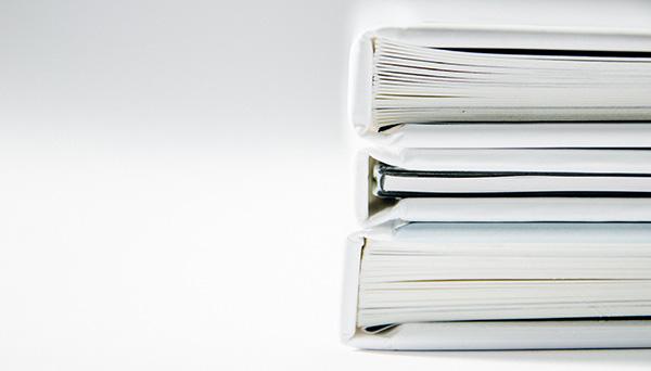 Documens in folders