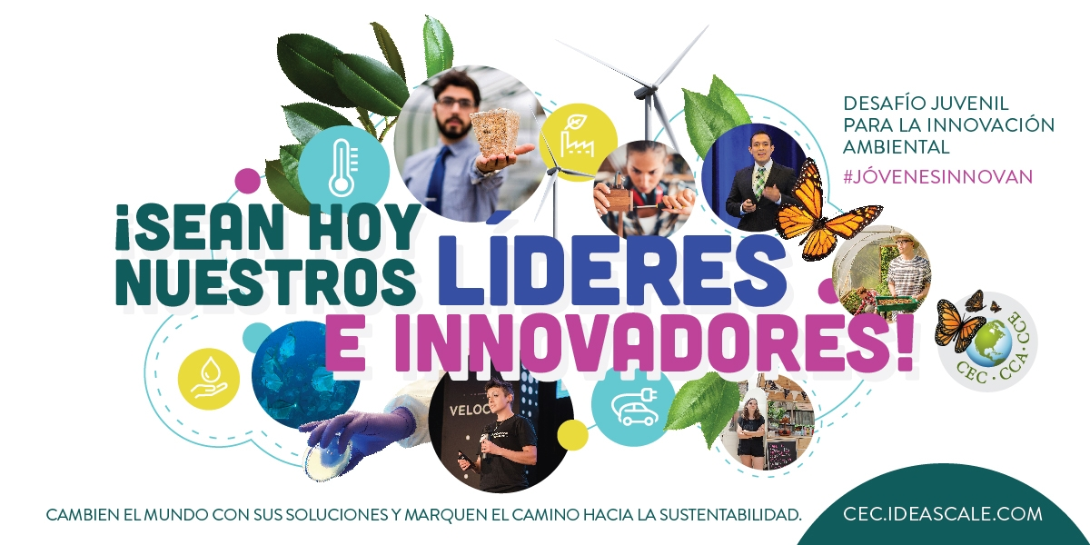 Poster for the 2019 Youth Innovation Challenge