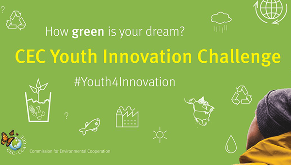 Social media poster for the 2017 Youth Innovation Challenge