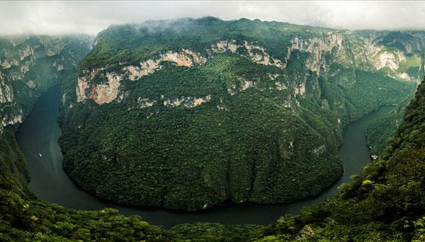 Summidero Canyon