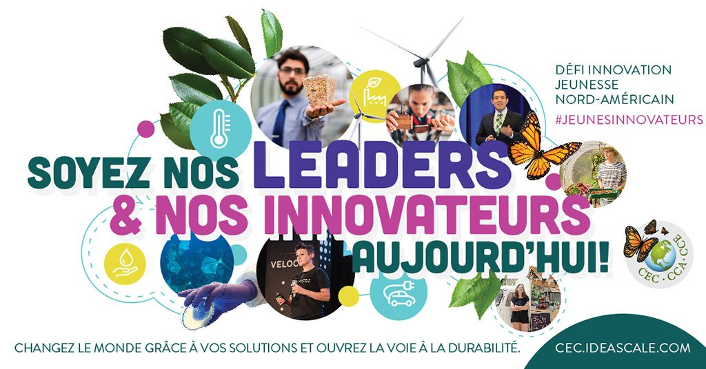 Poster for the 2020 Youth Innovation Challenge