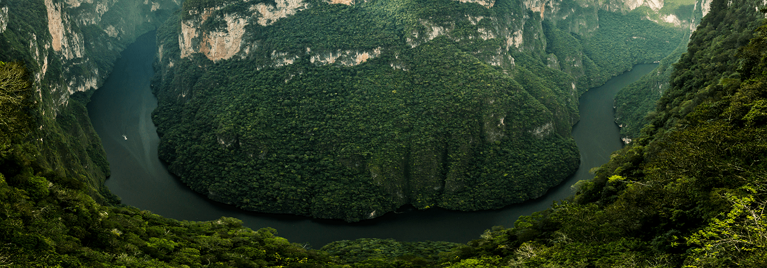 Summidero Canyon, Chiapas