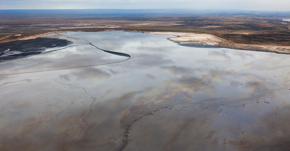 Alberta Tailings Ponds