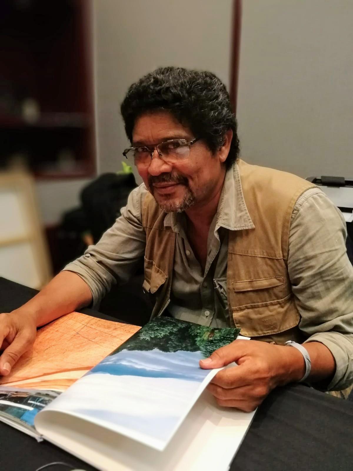 JPAC member - Luis Alfonso Argüelles