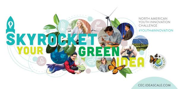 Skyrocket your green idea