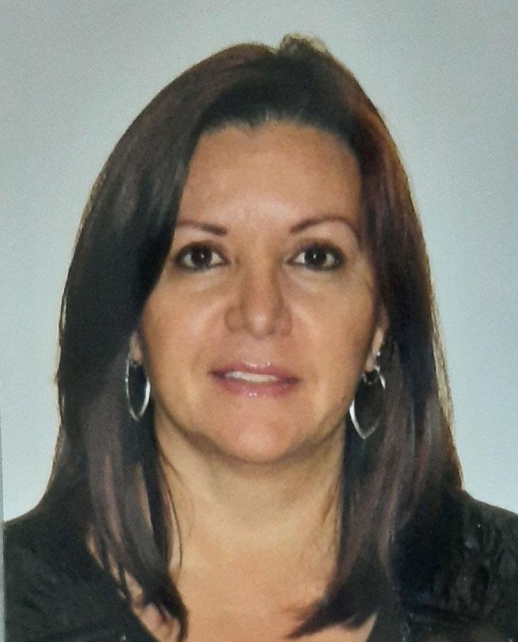 CEC Staff member - Olga Sotelo