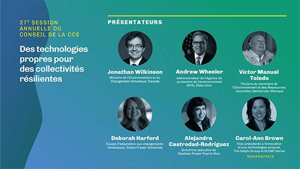 CEC Council Speakers